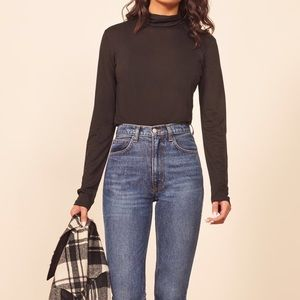 Reformation Reid Turtleneck